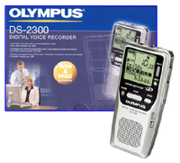 Olympus digital voice recorder vn4100pc