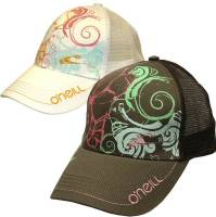 Oneill TERRY GIRLS CAP - POWDER WHITE