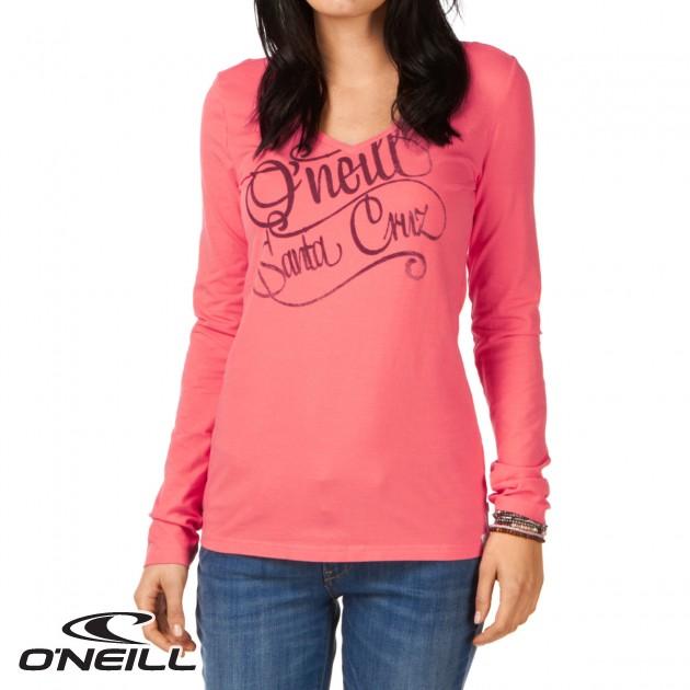 O neill womens oneill aliso long sleeve t shirt review for Online tee shirt companies