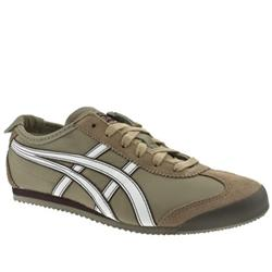 This trainer was first introduced in 1966 and they were the first Onitsuka Tigers to have the famous stripes! The Mexico 66 oozes charm with its leather upper and suede on the vamp. The Tiger stripes adorn both sides. A true classic - CLICK FOR MORE INFORMATION