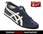 Onitsuka Tiger Mexico 66 Dark Navy/Ecru Suede product image