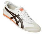 Onitsuka Tiger Mexico 66 White/Seal Brown
