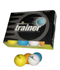 Almost Golf Trainer Balls (dozen)