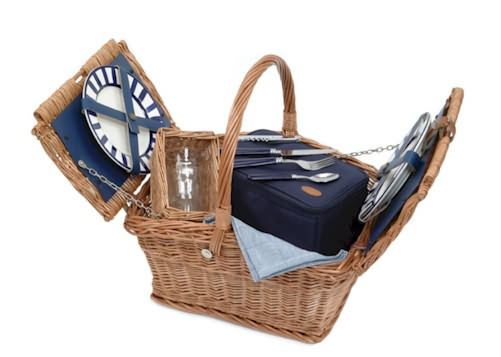 optima Casual Picnic Basket - 2 Person