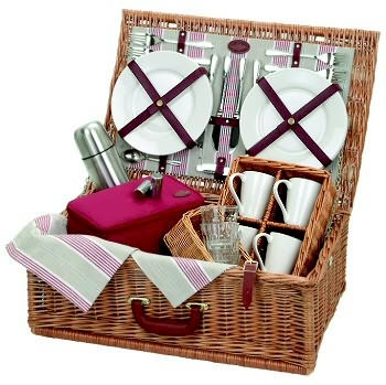 Optima Regatta Picnic Basket - 4 Person product image