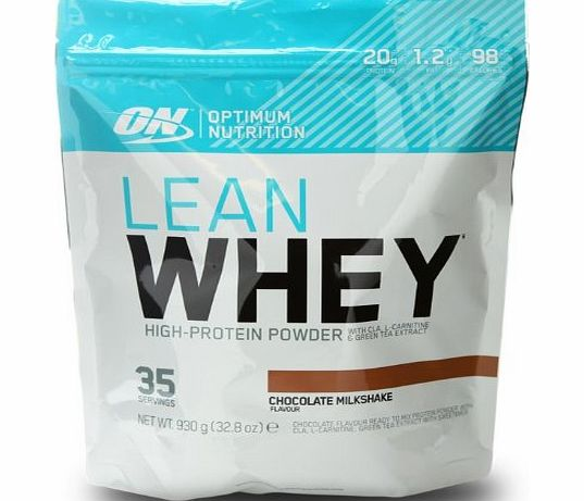 Optimum Nutrition 930g Lean Whey Chocolate