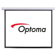 Optoma 84 16:9 Pull Down screen matt white product image