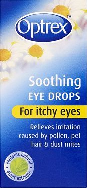 Optrex, 2041[^]10086377 Itchy Eye Drops - 10ml 10086377