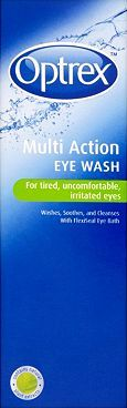 Optrex, 2041[^]10081908 Multi Action Eyewash - 100ml 10081908