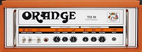 Orange Amps ORANGE THUNDER 30 Electric guitar amplifiers Tube guitar heads