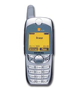 Mans pirmais mobilais telefons, vai kādi telefoni man ir bijuši Orange-siemens-sl42e