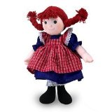 Heidi 12` Traditional Rag Doll