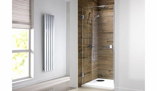 Orca 9205b3 1000mm frameless hinged shower door 8mm glass for 1000mm frameless shower door