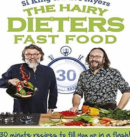 Orion The Hairy Dieters: Fast Food (Hairy Bikers)