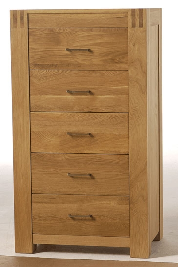 oak furniture mele and co mele co ida burl oak finish  : orly oak 5 drawer lingerie chest from www.comparestoreprices.co.uk size 365 x 548 jpeg 90kB