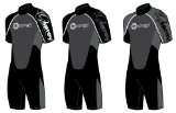 Osprey Mens 2009 Osprey 39` Chest Shortie Wetsuit *Large* product image