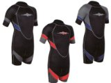 Osprey Mens Osprey 35` Chest Shortie Wetsuit Size X-Small product image