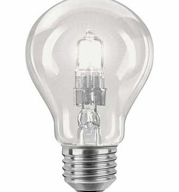 osram 46w eco es classic bulb review compare prices buy online. Black Bedroom Furniture Sets. Home Design Ideas