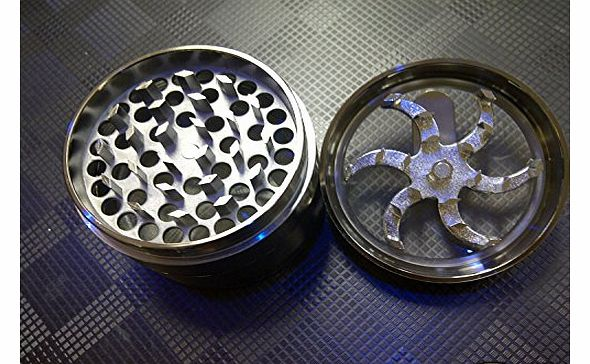 Other Mill Aluminium Diamond Teeth Grinder Herb Grinder 4 Part product image