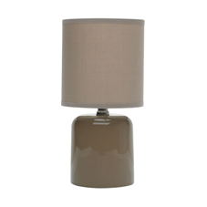 Mini Dome Table Lamp Stone