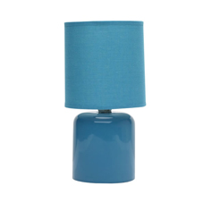 Mini Dome Table Lamp Teal