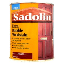 Sadolin Extra Durable Woodstain Semi-Gloss