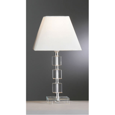 Sophia Square Complete Table Lamp