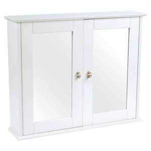 other wilko double door bathroom cabinet white review