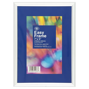 Wilko Easy Frame Silver 7inx5in