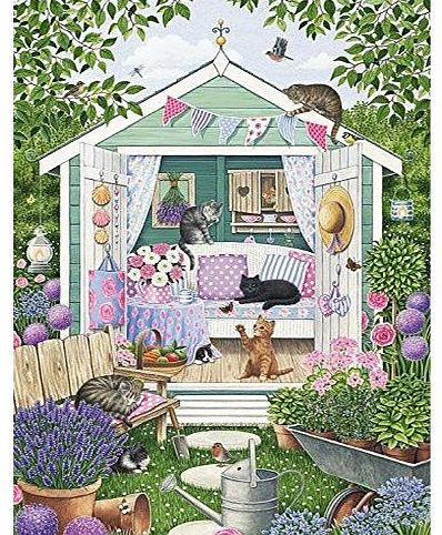 Cats Jigsaws And Puzzles Reviews