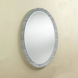 Bathroom Mirrors Range oval bathroom mirrors