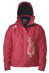 Oxbow Girls Oxbow Rebyle Ladies Snowboard Jacket Pink product image