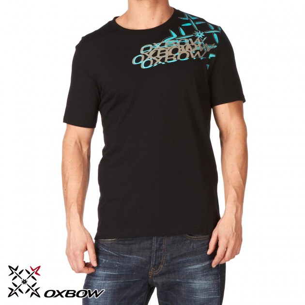 Oxbow mens oxbow swell t shirt black review compare for Online tee shirt companies