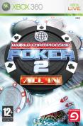 Oxygen World Championship Poker 2 All In Xbox 360 product image