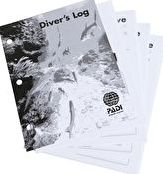 PADI, 1192[^]7076 Adventure Log Refill Pages
