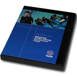 PADI Discover Scuba Diving Skill Presentation DVD product image