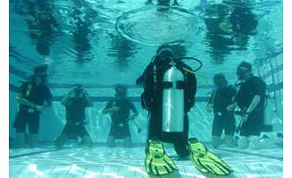 PADI Scuba Diving Open Water Referral Course product image