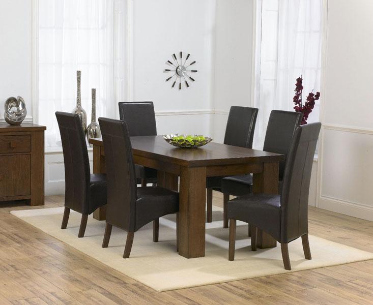 Excellent Dark Oak Dining Table 733 x 600 · 171 kB · jpeg