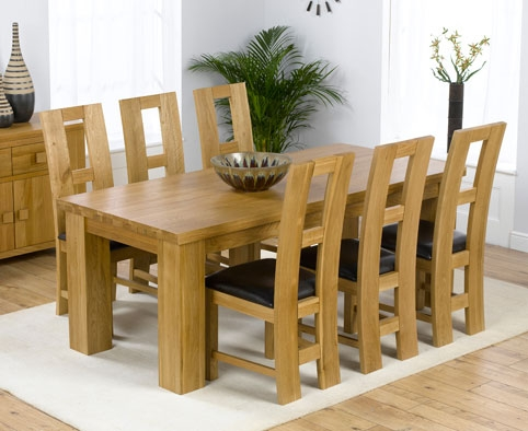 On EBay For Oak Dining Table Chairs And Retro Dining Room Tables