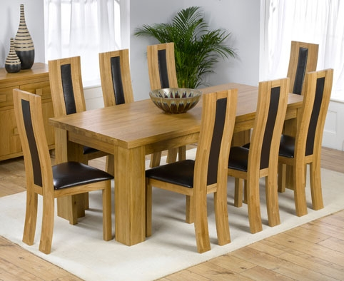 Compare prices of dining tables read dining table reviews for Dining room table 8 seater