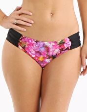 Panache, 1295[^]244770 Savannah Gathered Pant - Floral