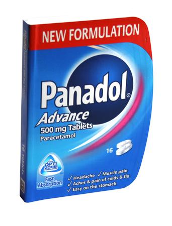Panadol Advance Dosage