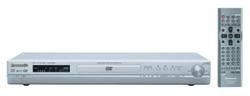 PANASONIC DVDRV62EBS Multi-Region