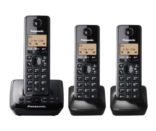 KX-TG2723EB Trio DECT Cordless Telephone Set with Answer Machine