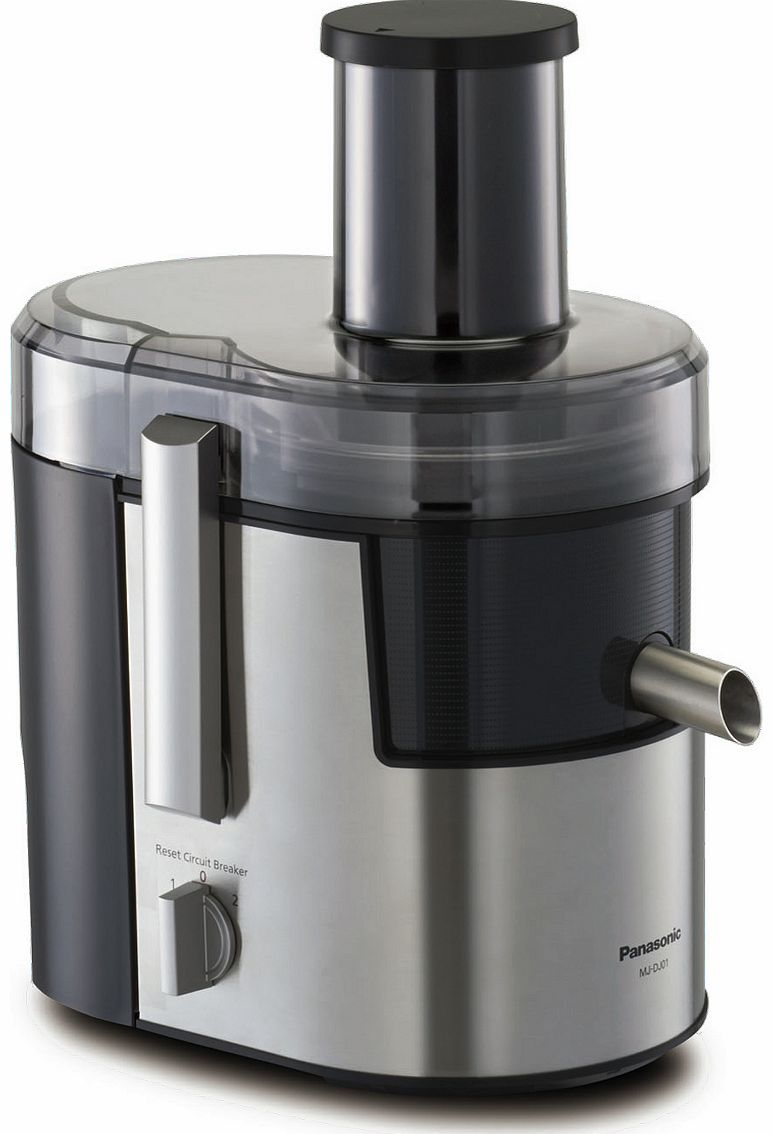 Panasonic Slow Juicer Stainless Steel : Compare Prices of Juicers, read Juicer Reviews & buy online