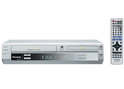 PANASONIC NVVP31EBS Multi-Region