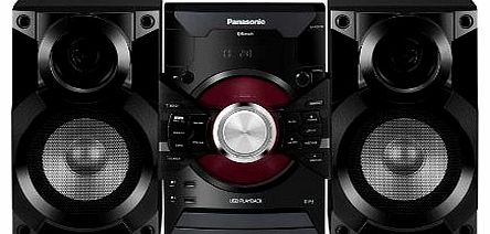 SC-AKX18E-K 350W Mini Hi-Fi CD System with Wireless Audio Streaming (New for 2014)