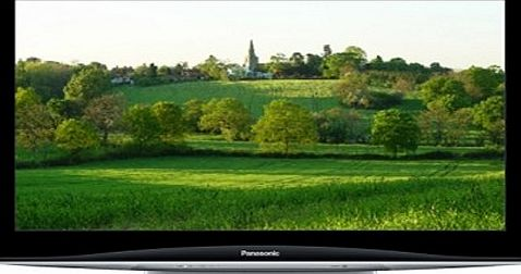 Panasonic TX-P42V10B 42-inch Widescreen Full HD 1080p Plasma TV with Freesat HD amp; Viera Cast (Installation Recommended)