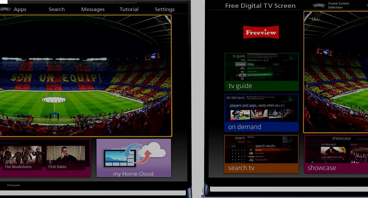 Panasonic Lcd Tvs