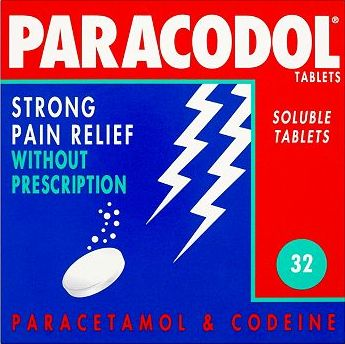 Paracodol, 2041[^]10067573 Tablets Soluble (32) Pack 10067573